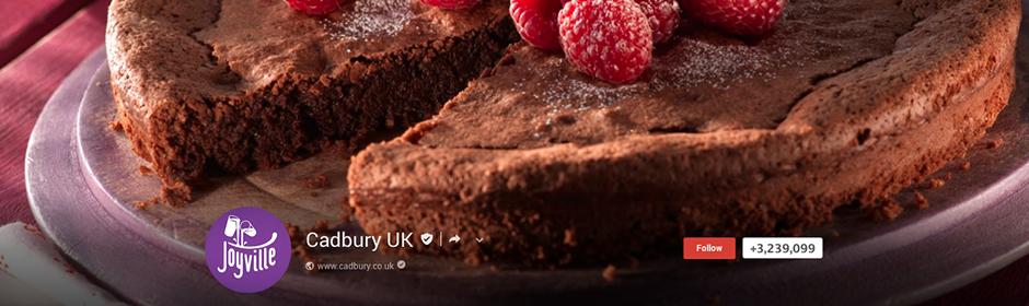 Cadbury on Google+
