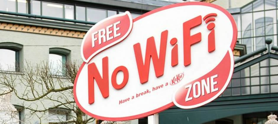 Kit Kat No Wifi