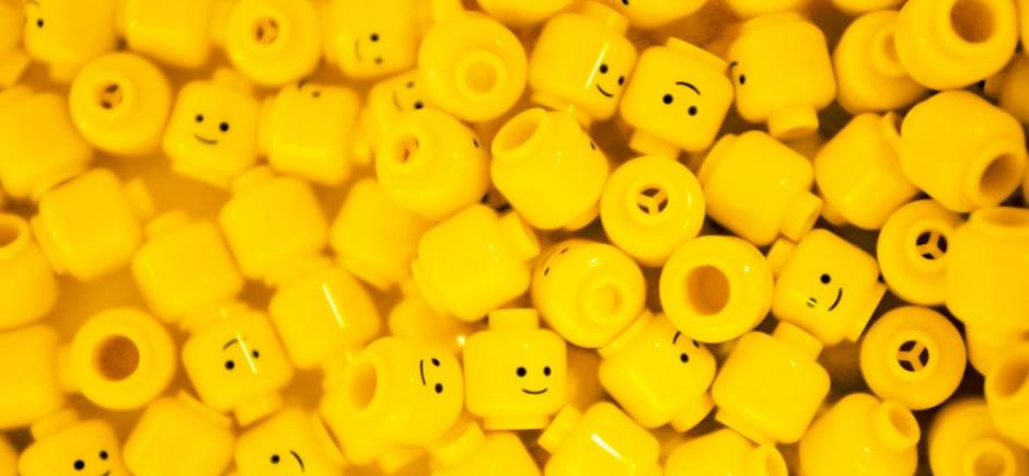 LEGO Minifigures Heads