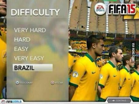 Brazil Fifa 2015 meme