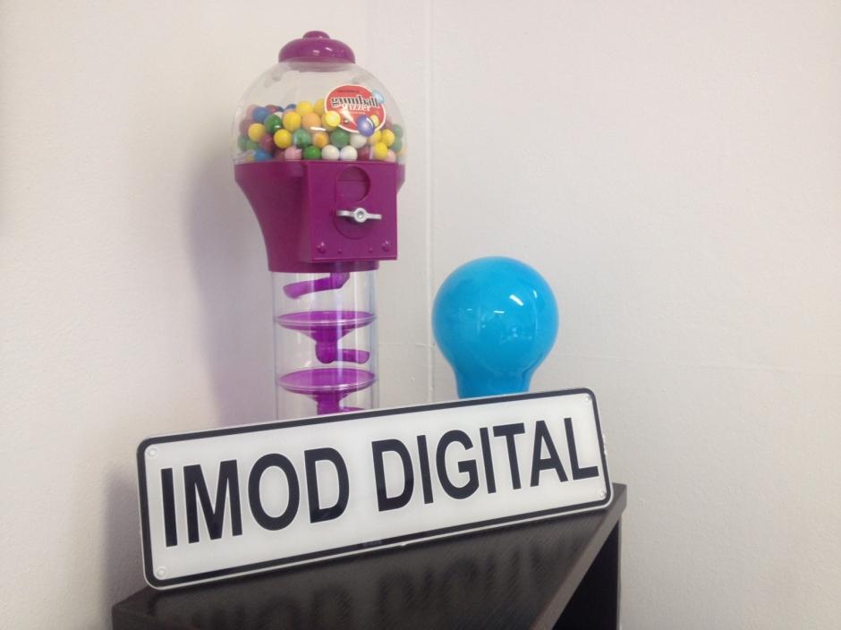 imod digital number plate