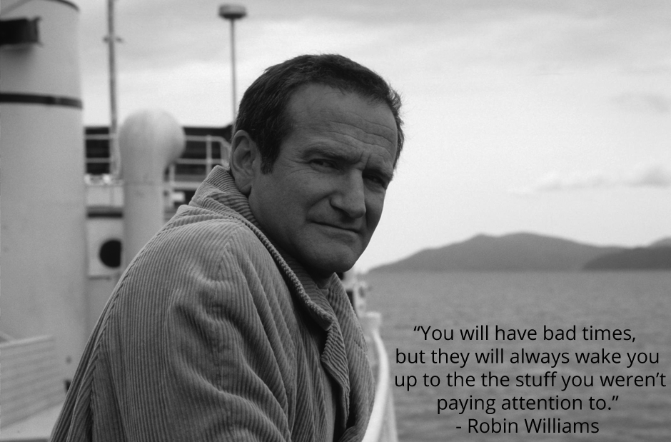 Robin William quote