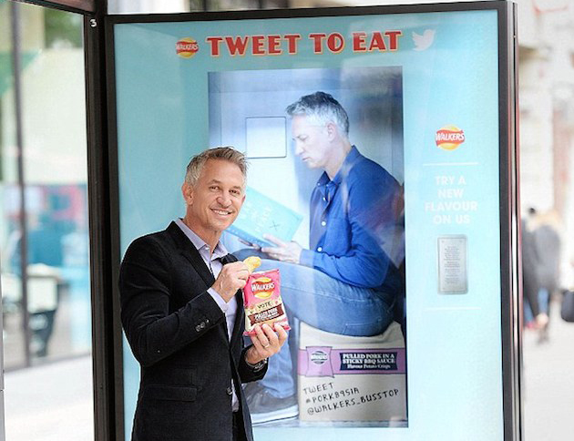 Tweet to Eat Campaign