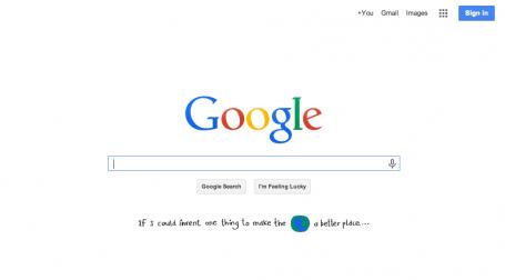 Google 2014