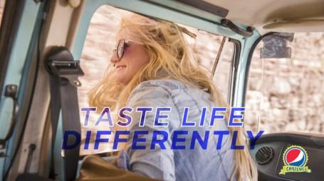 Taste Life Differently - Pepsi Challenge