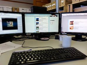Workspace Competition - Matching Monitors