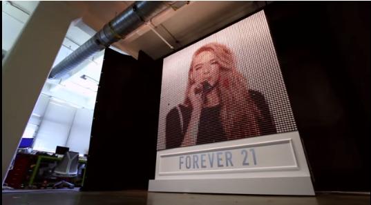 Forever 21 Thread Screen