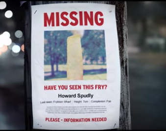 Mcdonalds Fan directed short film