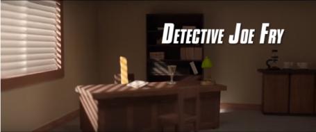 detective Joe Fry - Mcdonalds Loaded Fan Film