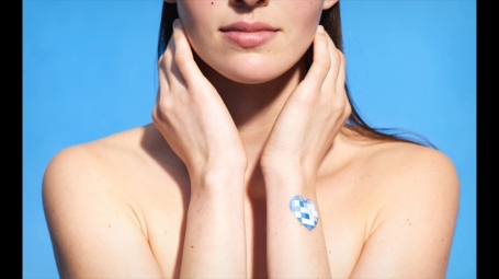 My Uv Patch By L'Oreal detects UV exposure